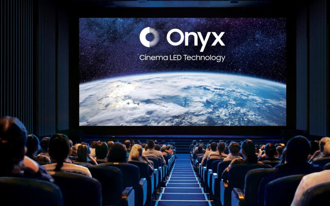 Ecran Samsung Onyx Cinéma LED